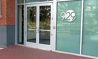 929 Apartments, 1