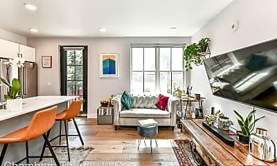 Living Room, 1245 N Pierce St, 0