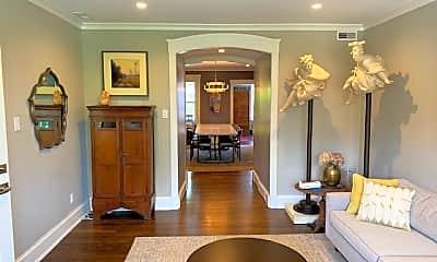 Living Room, 6324 Northwood Ave, 0