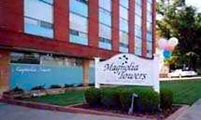 Magnolia Towers, 1