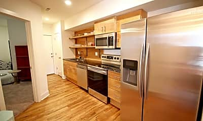 Kitchen, The Flats of KC, 2