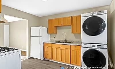 Kitchen, 1379 Harmon Street, B, 1