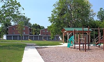 Recreation Area, Avalon Suites, 1
