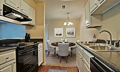 Kitchen, Villages At Spring Hill, 1
