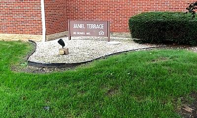 Janel Terrace, 1