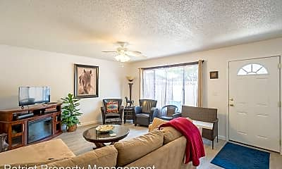 Living Room, 1310 S Pima, 0
