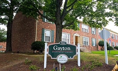 Gayton Manor Apartments, 1
