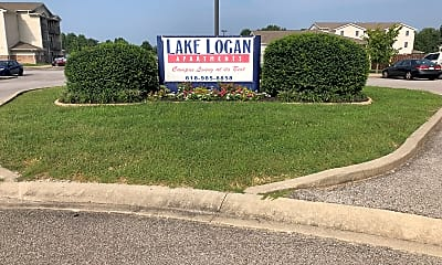 Lake Logan Apartments, 1