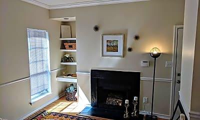 Living Room, 3910 Penderview Dr 602, 0