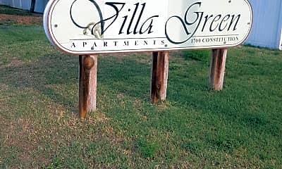 Villa Green, 1