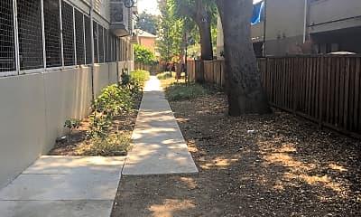 Courtyard at Bay Road, 2