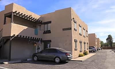 Building, Bellevue Estates, 1