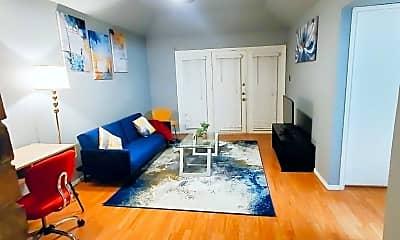 Living Room, 13308 Audelia Rd, 0