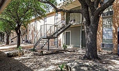Building, Bella Vista Apartments, 1