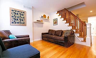 Living Room, 716 Clymer St, 0