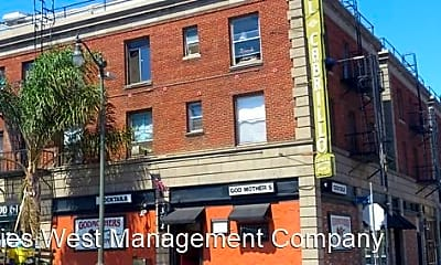 Building, 615 S Centre St, 0