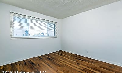 Bedroom, 2616 Mathews Ave, 2