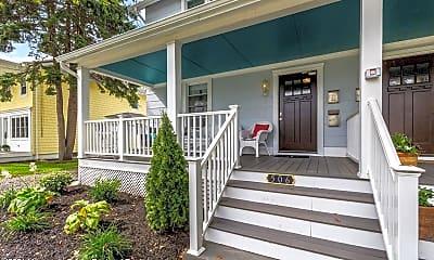 Patio / Deck, 506 Ludlow Ave 2200, 1