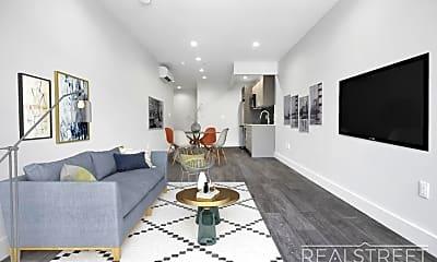 Living Room, 1166 St Johns Pl 2C, 0