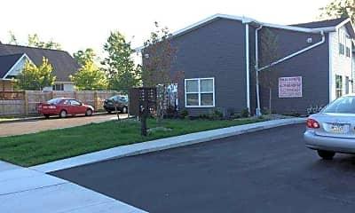 Building, 4150 Rensch Road Apartments, 1