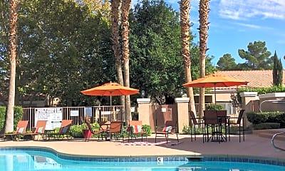 Pool, Parc West, 2