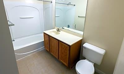 Bathroom, Parkridge Gardens Apartments, 2