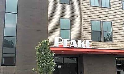 Building, The Peake, 1