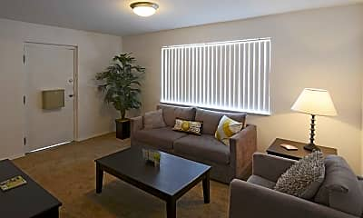 Living Room, Timber Ridge, 1