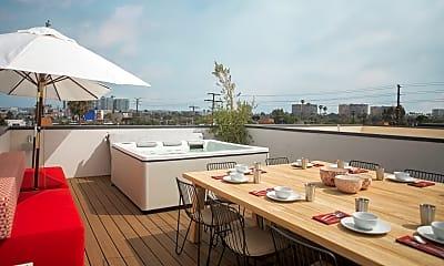 1.rooftop.jpg, 2478 Penmar Avenue, 2