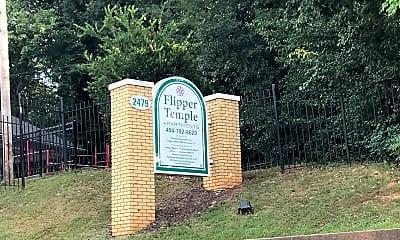 Flipper Temple, 1