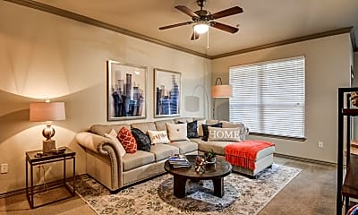Living Room, The Park at Chappell Hill, 1