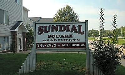 Sundial Square, 1