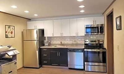 Kitchen, Princeton Court Apartments, 1