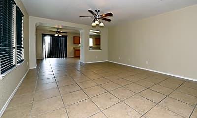 Living Room, 9042 Camino Rey, 1