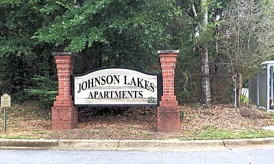 Johnson Lake Apartments, 1