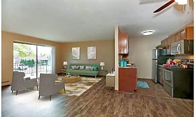 Living Room, 6416 Oliver Ave S, 2