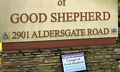 Cottages Of Good Shepherd, 1