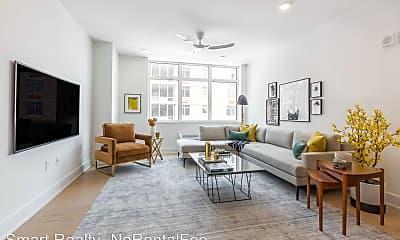 Living Room, 7602 River Road, 2