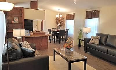 Living Room, Regency Village, 2