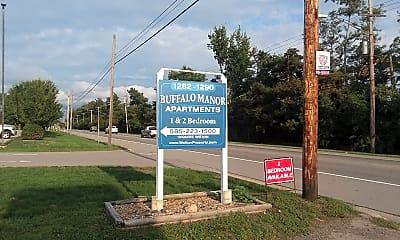 Buffalo Manor Apartments, 1