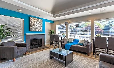 Clubhouse, Meridian Green Townhomes, 1