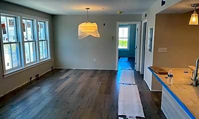 Living Room, 94 Washington Square E, 1