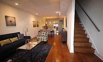 Living Room, 2118 4th St NE, 1