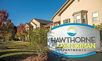 Community Signage, Braxton at Lake Norman, 1