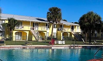 Pool, Paradise Cay, 0