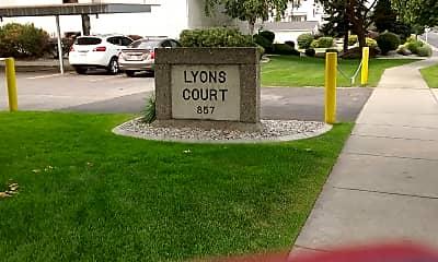 Lyons Court Apartments, 1