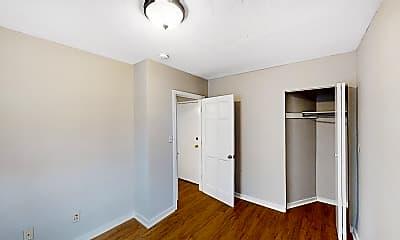 Bedroom, 224 Hanover St., #15, 2
