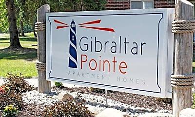 Community Signage, Gibraltar Pointe, 2