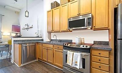 Kitchen, 689 Marin Blvd 905, 1