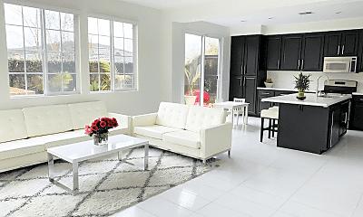 Living Room, 603 Via Del Caballo, 1